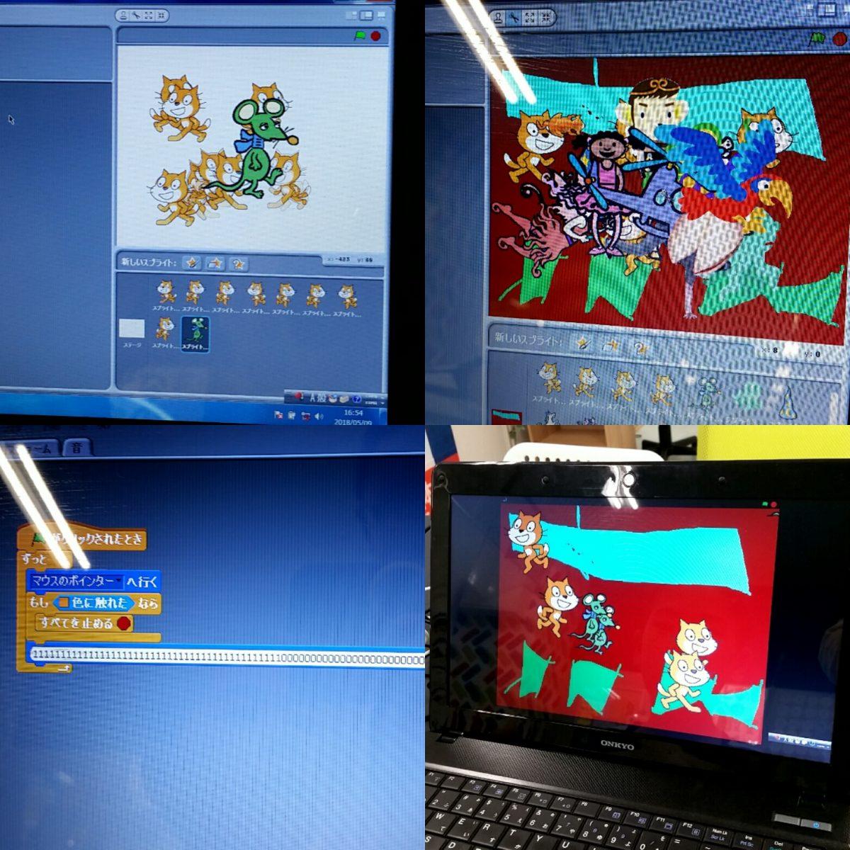 キッズプログラミング教室
